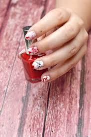 halloween nail designs two ways diycandy com