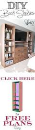 Tv Stand Plans Howtospecialist How by Diy Media Console Free Plans Consoles Tutorials And Free