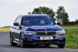 video bmw 5 series touring reviewed by carwow
