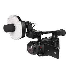 ring light for video camera ledgo 126 led microphone mounted ring light for dslr video