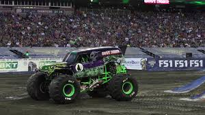 grave digger monster truck poster adam anderson and grave digger u0027s epic save in foxborough 2017