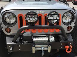 Rightline Gear Car Clips by Sema Show Jeep Build Rugged Ridge Rightline Gear