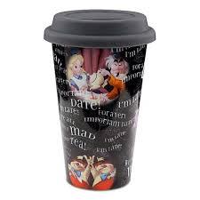 Massachusetts Travel Mugs images Disney ceramic travel mug alice in wonderland jpg