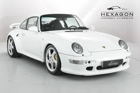 white porsche 911 turbo used 1996 porsche 911 993 turbo s for sale in london pistonheads
