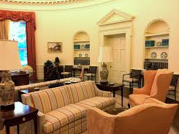 100 yellow oval office the oval office got a very trump