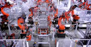 tesla factory tesla model s u2013 advanced automated manufacturing 74 footwear