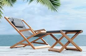 Teak Deck Chairs Teak Deck Chair Copacabana Tectona