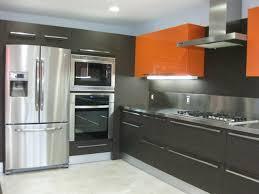 kitchen orange gloss kitchen designs contemporary kitchen diy