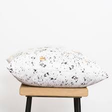 Sofa Pillows by Rose Gold Confetti Cushion Emodi