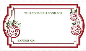 free lunch coupon template 25 gift coupon template homemadeblank