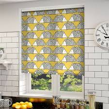 kitchen blind ideas best 25 yellow roller blinds ideas on striped roller