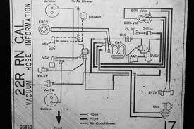 1981 toyota pickup vacuum diagram petaluma
