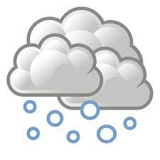 rain snow clipart 44