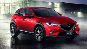 mazda line uautoknow net all new mazda cx 3 brings a little
