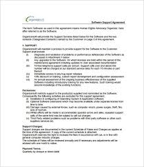 100 service level agreement template sample service level
