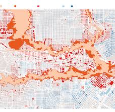 Fema Map How Houston U0027s Growth Created The Perfect Flood Conditions The