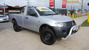2009 mitsubishi triton gl ml my09 c chas for sale in deer park vic
