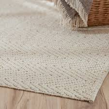 Ivory Area Rug Three Posts Honesdale Woven Ivory Beige Area Rug Reviews
