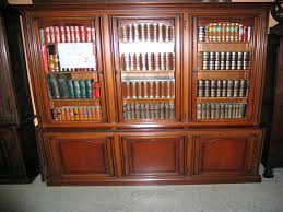 Cherry Wood Bookcase With Doors Bookcases With Glass Doors Image Of Cherry Wood Bookcase With