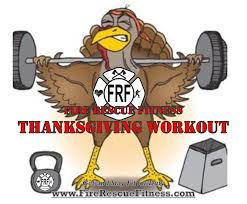 rescue fitness thanksgiving workout rescue fitness
