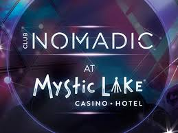 mystic lake shows events