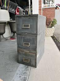 Rustic File Cabinet Modern Rustic File Cabinet Makeover Hometalk