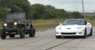 jeep nitro 2016 zr 1 corvette vs lsx willy u0027s jeep youtube