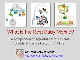 what is the best baby mobile