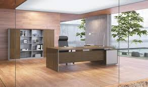 Office Tables Design In India Modern Sirius Office Table With Side Cabinet Boss U0027s Cabin