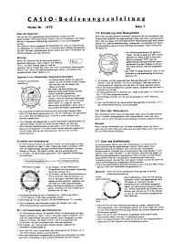user manual for casio watch module 1470 owner u0027s guide u0026 instructions