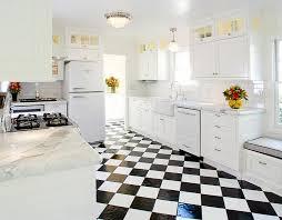 carrelage noir et blanc cuisine carrelage noir et blanc cool deco cuisine noir blanc collection et