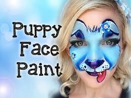 best 25 dog face paints ideas on pinterest pet rocks puppy