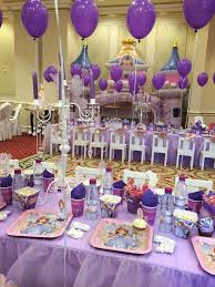 Sofia The First Birthday Decorations 34 Best Sofia The First Birthday Party Ideas Images On Pinterest