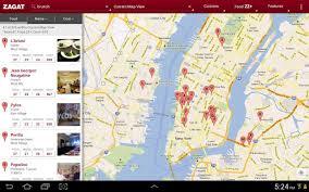 map of restaurants near me releases dedicated zagat app shows you restaurants near