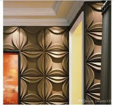 D Decorative Wall Panels Flowers D Wall Panels Panele D Wall - Decorative wall panels design