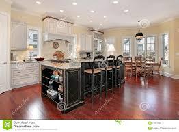 luxury kitchen island luxury kitchen with island stock photo image 12657030