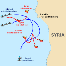 Map Of Israel And Syria by Battle Of Latakia Wikipedia