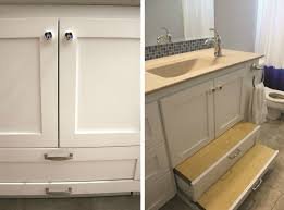 Bathroom Cabinet Design Clever Bath Vanity Design Helps Give Special Needs Child More