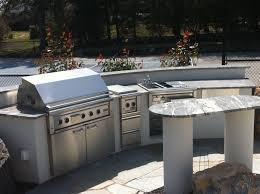 Outdoor Kitchen With Sink Outdoor Kitchen Designs Western Lehigh Saucon Valley Pa