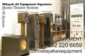 4k home theater system the award winning home theater system in malaysia wilayah av