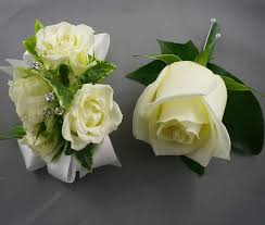 Corsage And Boutonniere Cost His U0027n Hers