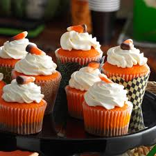 Halloween Cupcakes by Halloween Cupcake Recipes Taste Of Home