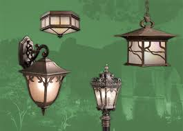 decorative outside lights with outdoor patio lighting ideas