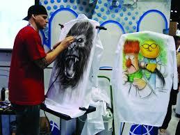 airbrush paint processes pigments u0026 polymers gellner