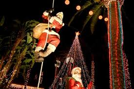 woodland hills christmas lights candy cane lane light insanity in woodland hills l a weekly