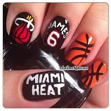 12 best nails nba images on pinterest sport nails basketball