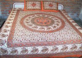 textile tie dye bed sheet bed spread jaipur rajai
