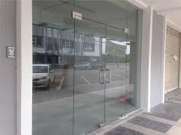 tempered glass for fireplace doors tempered glass door