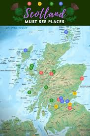 World Map Scotland by Best 25 Scotland Ideas On Pinterest Castle Scotland Eilean