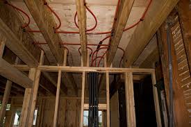 radiant heat floor insulation home construction improvement